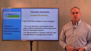 Stewardship Small Business Academy, Module 1: Plan, Chapter 4, Segment 3 of 8