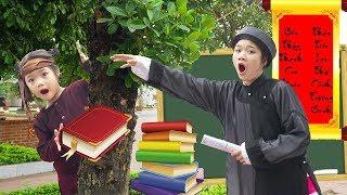 Trạng Tí Học Lỏm ❤ Lớp Học Thần Đồng Đất Việt - Trang Vlog