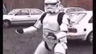 storm trooper WTF!!!!!! BOOOOOOOM!!!!!