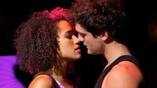 AMERICAN IDIOT MUSICAL Backstage Exclusive!