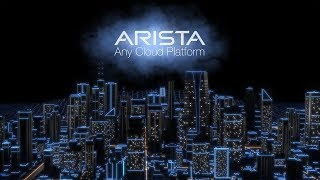 Arista Any Cloud Platform Overview