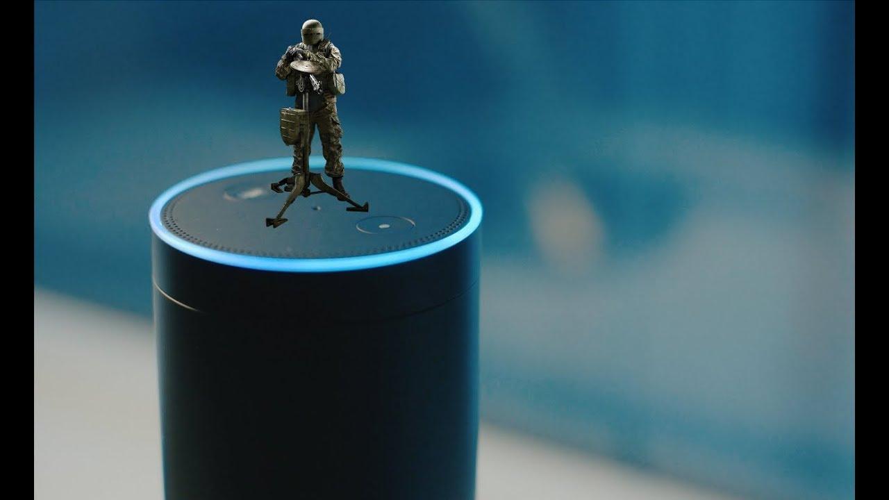 Download Amazon Echo: Lord Tachanka Edition