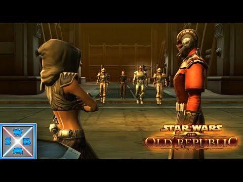 Der General in der Mine - Lets Play STAR WARS The Old Republic #27