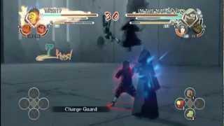 Naruto Storm Shipuuden Generations: ϟ Kakuzu ϟ vs Masked Man. Ends up to a Draw?