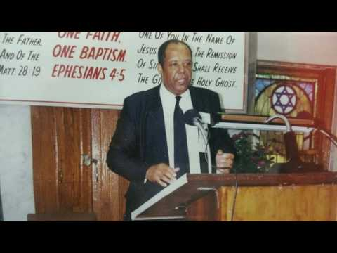The Holy Temple Church: The Late Minister Webber- Love Not The World