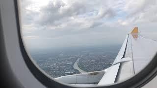 Cebu Pacific 5J828 Landing in Naia International Airport