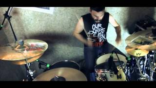 "R-MEAN ""Open Wounds"" Drum Cover"