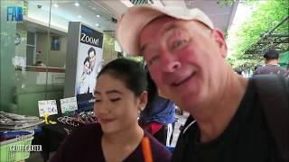 BANGKOK, THAILAND: Pattaya Male: GEOFF CARTER visits Khao San Road