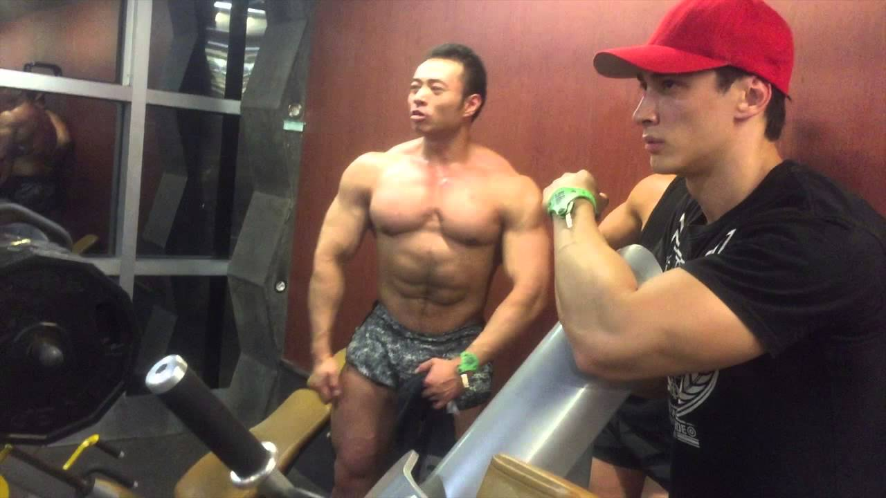 4 weeks out - 2015 asia amateur olympia - youtube