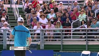 Querrey Beats Ram In Delray Beach Final