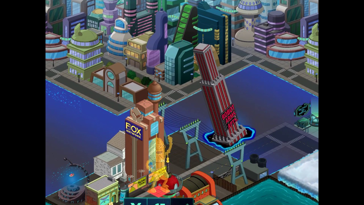 futurama worlds of tomorrow mod apk 2019