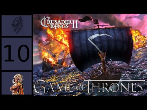 Let's Play CK2 - Game Of Thrones Mod - Faithful Harlaw #10