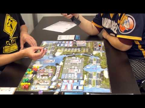 Panamax - Spiel 2013