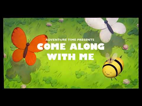 Come Along With Me full song  Adventure Time Finale End Song