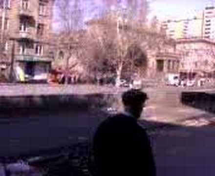 Yerevan After 01/03/2008 Protests 3