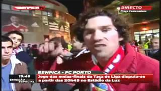 Adepto do Benfica Possuído [Compilação]