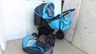 Viki Karina (Вики Карина) детская коляска-трансформер (Зима/лето)