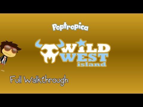 Poptropica: Wild West Island FULL Walkthrough