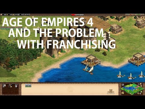 Age of Empires 4 and The Problem With Franchising