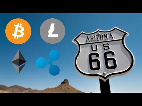Arizona To Accept Cryptocurrency For Taxes, Interest & Penalties - Crypto Adoption Win!