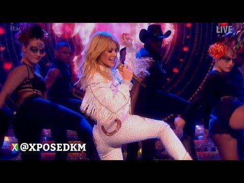 Kylie Minogue - Dancing [Subtitulado] (Live Ant & Dec's Saturday Night Takeaway)