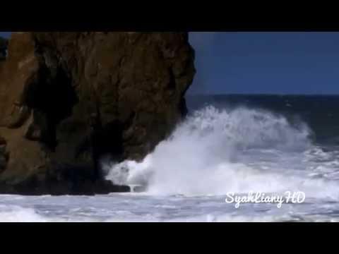 Video Suara Deburan Ombak dan Angin Pantai #2 - Wind Wave