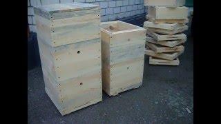видео Отзывы Подкрышник 16 рамочного улья - Магазин - Пчеловодство. Купить ульи. Продажа ульев. Цена на ульи