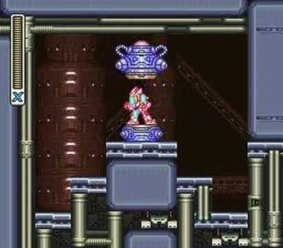 Mega Man X2 Shoryuken