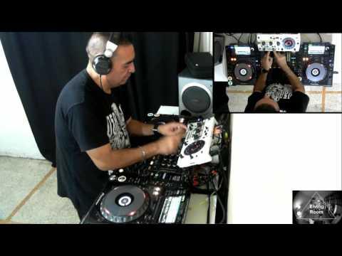 Living Room -  Dj Guest Carlos Ruiz