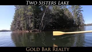 Two Sisters Lake Video 1