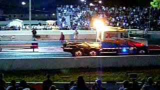 Xtreme Machine Jet Semi Pt2 - NHRA Sport Compact Nationals Thumbnail