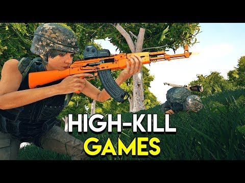 HIGH-KILL GAMES - (PUBG Sanhok Gameplay)