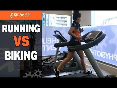 Is Running Or Bike Better For Knees?