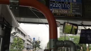 横浜神奈交バス 戸33 東戸塚駅東口〜川上小学校前