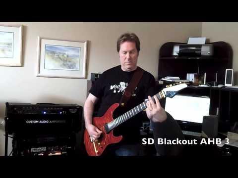 Pickup Shootout Aldrich and AHB 3 Mix 2