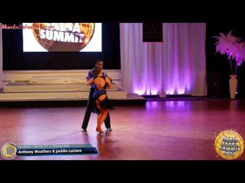 WSS16 Feb5. Amateur Salsa On 2 Showcase
