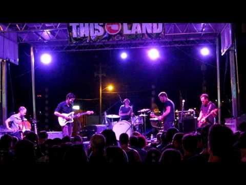 Ester Drang - Free Tulsa Music Festival 2012