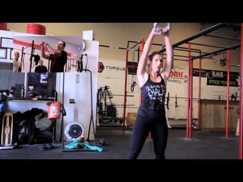 CrossFit WOD 120326 Demo with CrossFit Ranch Salinas Valley