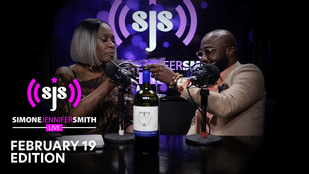 Vaccines, Hip Hop Propaganda, and Fashion with Fiati – Simone Jennifer Smith LIVE