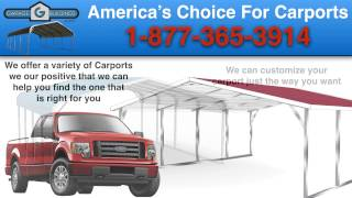 Afton Steel Carport Kits | Afton Virginia Carport Prices