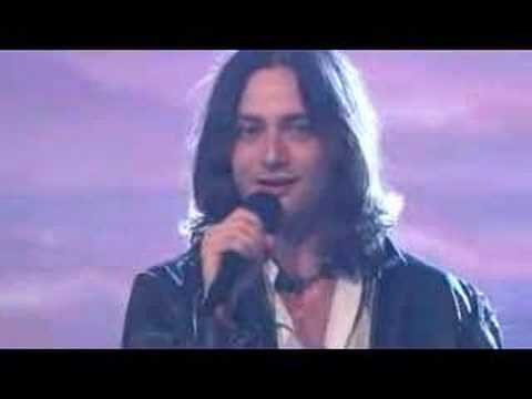 Constantine maroulis kiss from a rose youtube