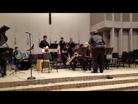 Powdersville Middle School Jazz Band #2