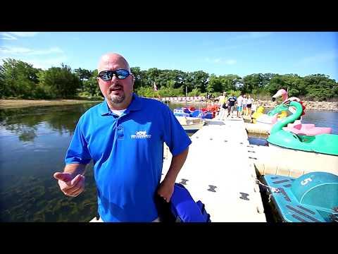 Lake Shawnee's Adventure Cove opens Thursday