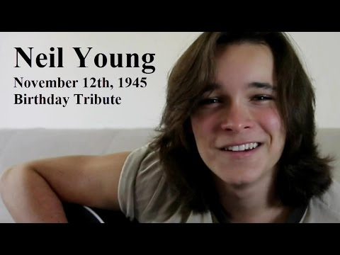 Old Man - Neil Young [Tribute Cover] by Dalton Cyr
