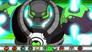 Ben 10 | Meet the New Armoured Aliens | Omni Kix Upgrades