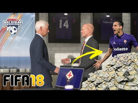 FIFA 18 MODO CARREIRA | RECEBEMOS A PROPOSTA QUE EU QUERIA!? #EP6