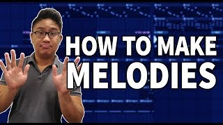 MAKING 10 MELODIES IN DIFFERENT STYLES! HOW TO MAKE MELODY LOOPS IN FL STUDIO!