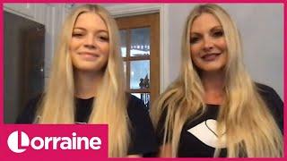 BGT Semi-Finalists, Mother &amp Daughter Honey &amp Sammy Reveal the Secret of Their Close Bond  Lorraine