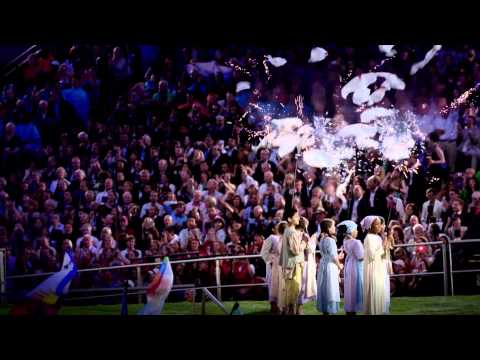 First: The Official Film of the London 2012 Olympic Games - Trailer