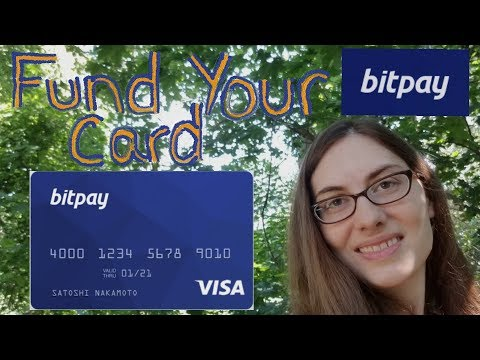 I Got My BitPay Card! Lets Talk About How It Works!!!